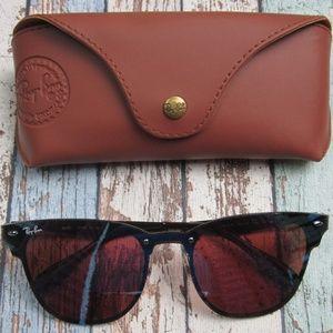 RayBan RB3576N BLAZE CLUBMASTER Sunglasses/OLZ451